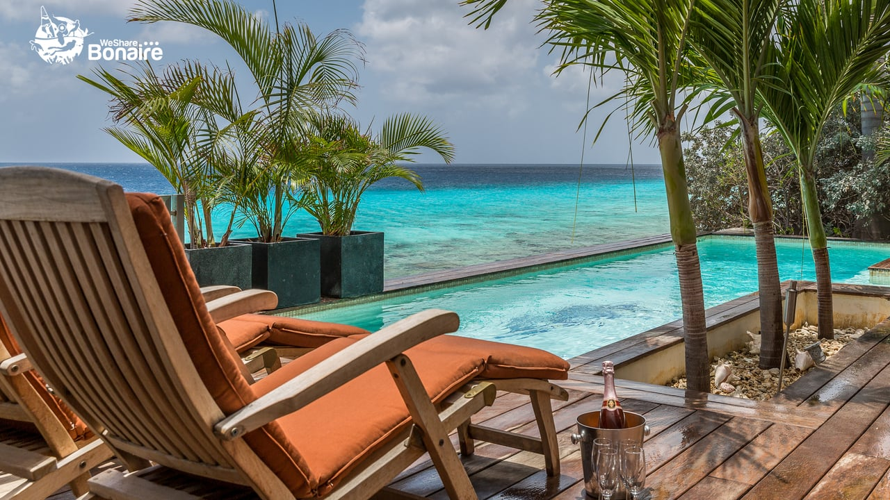 Casa Esmeralda – Waterfront villa on Bonaire