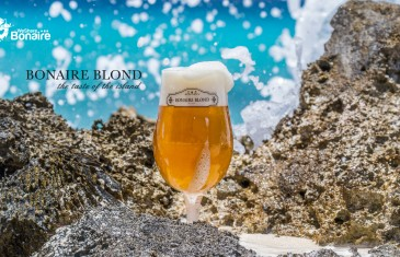 Bonaire Blond – beer with a the taste of the island