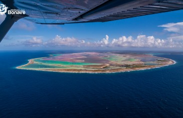 Aerial South Bonaire