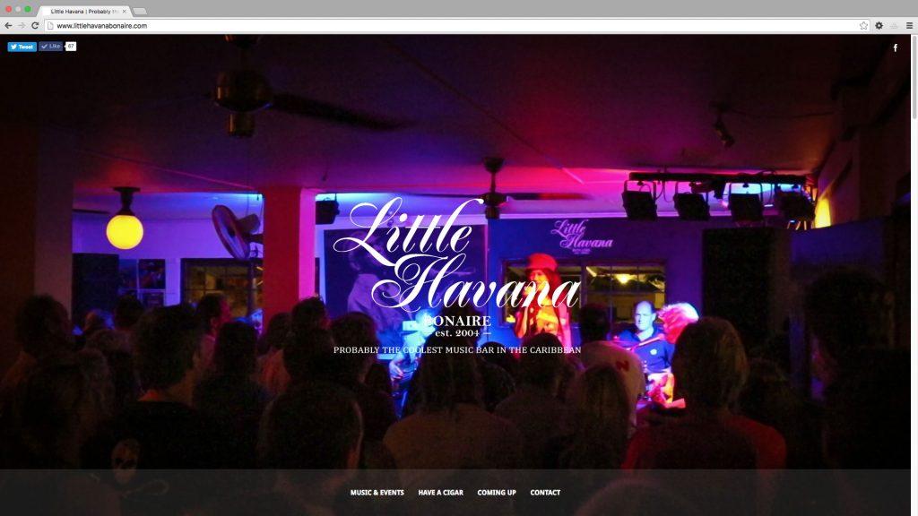 Website Little Havana