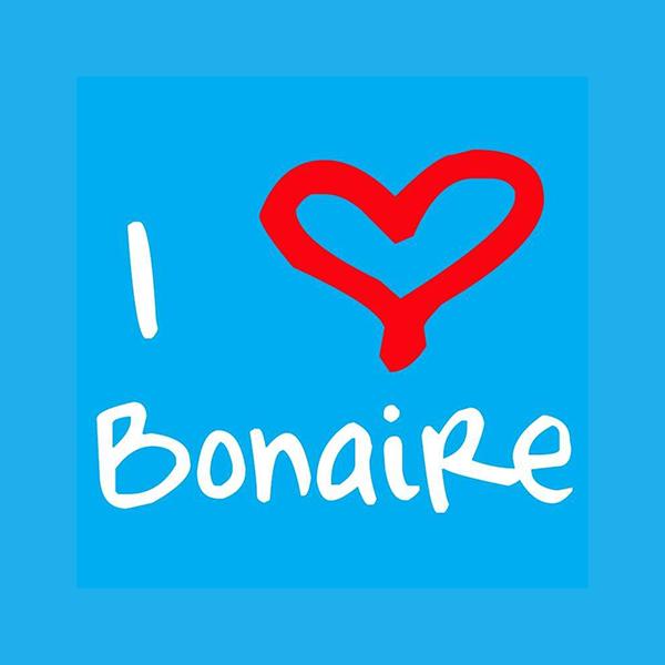 I love Bonaire – BONHATA