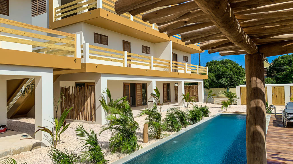 Isla apartments Bonaire
